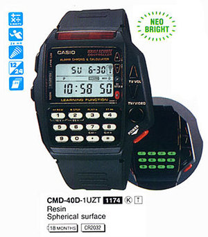 Casio CMD-40-1Z