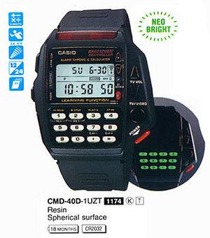 Casio CMD-40-1Z