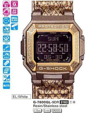 Casio G-7800GL-9E