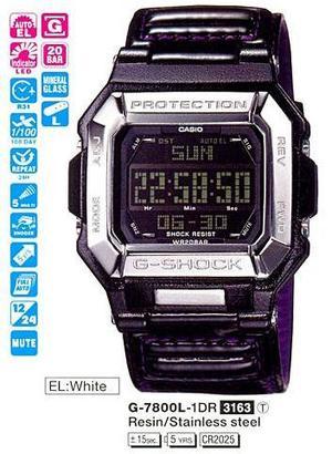 Casio G-7800L-1E