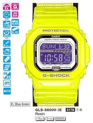 Casio GLS-5600V-3ER