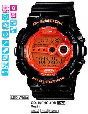 Casio GD-100HC-1ER