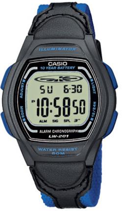 Casio LW-201B-2A