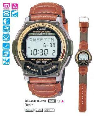 Casio DB-34HL-3V