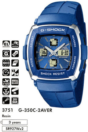Casio G-350C-2A