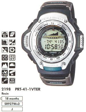 Casio PRT-41-1V