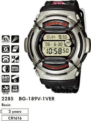 Casio BG-189V-1V