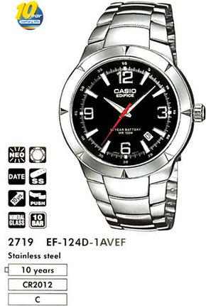 Casio EF-124D-1AVEF