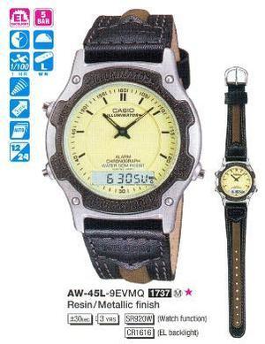 Casio AW-45L-9E