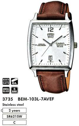 Casio BEM-103L-7A