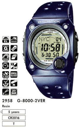 Casio G-8000-2V