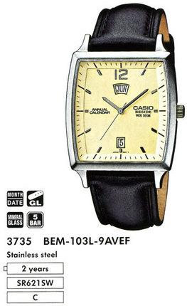 Casio BEM-103L-9A