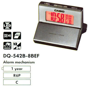 Casio DQ-542B-8B