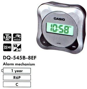 Casio DQ-545B-8E