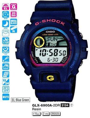 Casio GLX-6900A-2ER