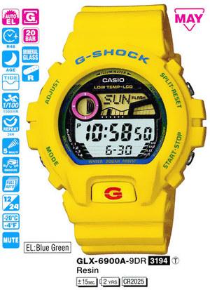 Casio GLX-6900A-9ER