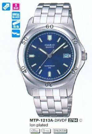 Casio MTP-1213A-2AVDF