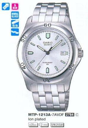 Casio MTP-1213A-7AVDF