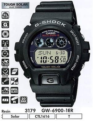 Casio GW-6900-1ER