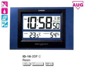 Casio ID-16-2DF