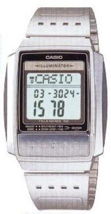 Casio A-210W-1Q