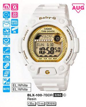 Casio BLX-100-7BER
