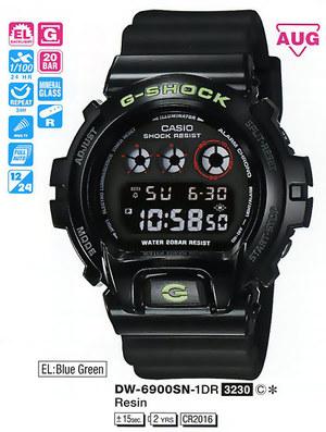 Casio DW-6900SN-1ER