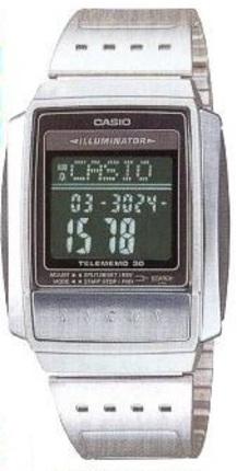 Casio A-210W-1B