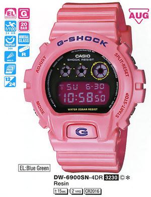 Casio DW-6900SN-4ER