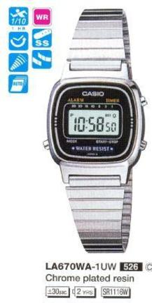 Casio LA-670WA-1D