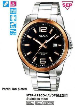 Casio MTP-1296D-1A