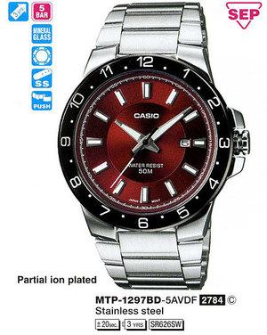 Casio MTP-1297BD-5A
