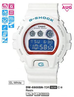 Casio DW-6900SN-7ER
