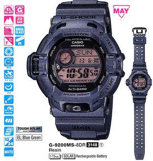 Casio G-9200-1D
