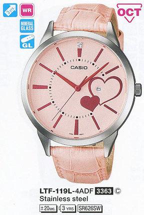 Casio LTF-119L-4A