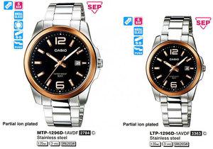 Casio LTP-1296D-1A