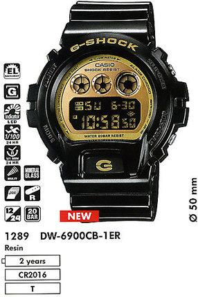 Casio DW-6900CB-1ER