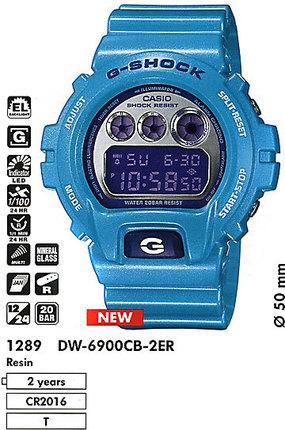 Casio DW-6900CB-2ER