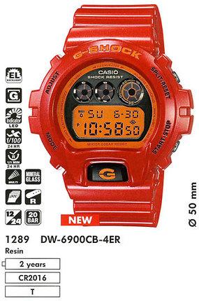 Casio DW-6900CB-4ER