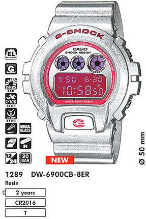 Casio DW-6900CB-8ER