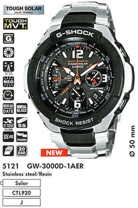Casio GW-3000D-1AER