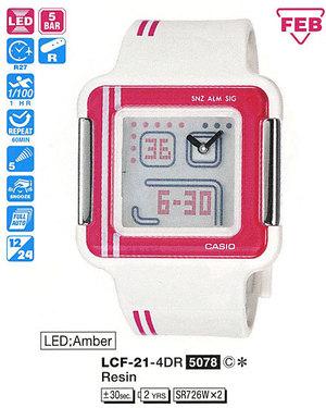 Casio LCF-21-4
