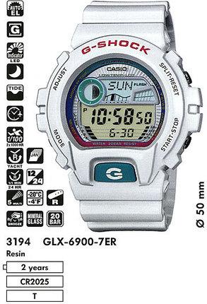Casio GLX-6900-7ER