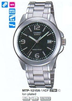 Casio MTP-1215A-1ADF