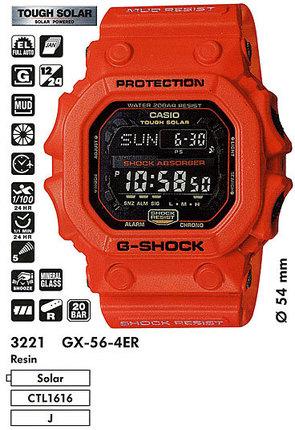 Casio GX-56-4ER