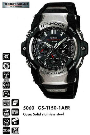 Casio GS-1150-1AER