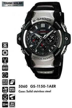Casio GS-1150-1AER