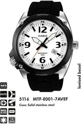 Casio MTF-E001-7AVEF