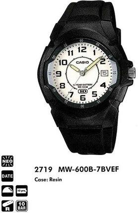 Casio MW-600B-7BVEF