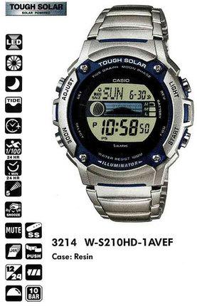 Casio W-S210HD-1AVEF